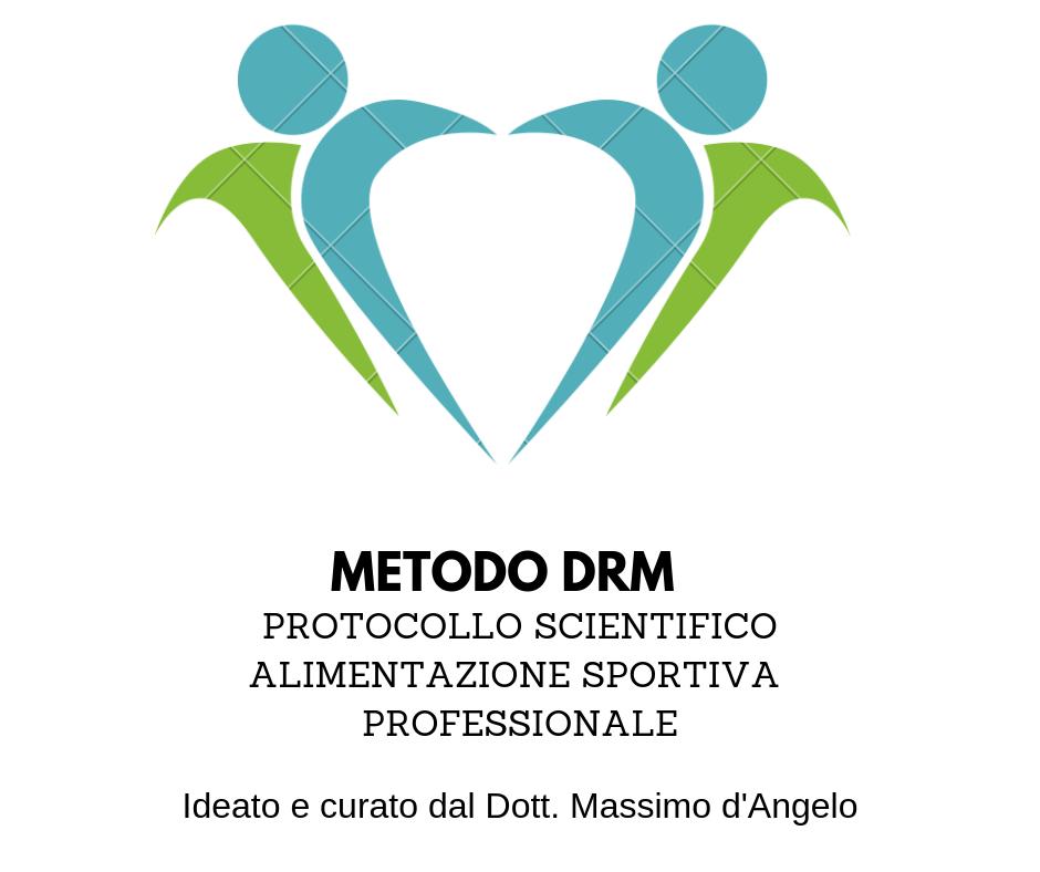 Alimentazione sportiva professionale - Metodo DRM
