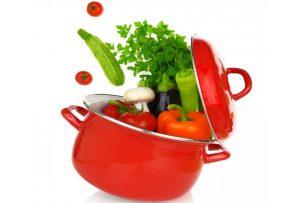 come salvaguardare vitamine e minerali con la cottura