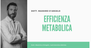 Efficienza Metabolica
